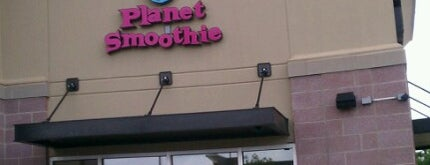 Planet Smoothie is one of Food.