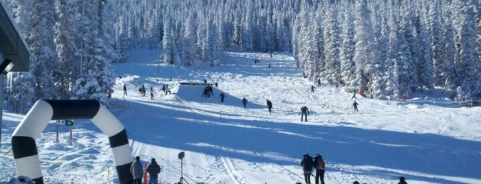 Echo Mountain is one of Colorado Ski Areas.