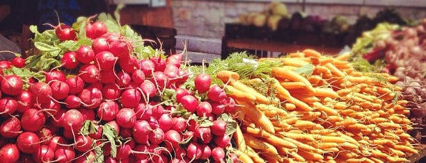 Union Square Greenmarket is one of Best Places in NYC.