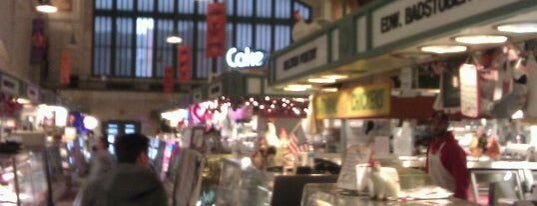 West Side Market is one of Come C Cleveland! #VisitUs.