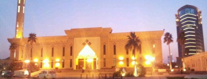 Abdulrahman Ibn Awf Mosque is one of สถานที่ที่ Sultan ถูกใจ.