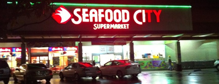 Seafood City is one of SoCal Favorites.