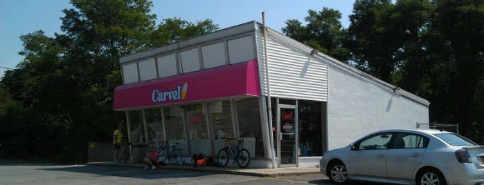 Carvel Ice Cream is one of Hamptons To-Do!.