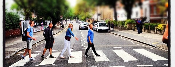 Abbey Road Crossing is one of Best places.