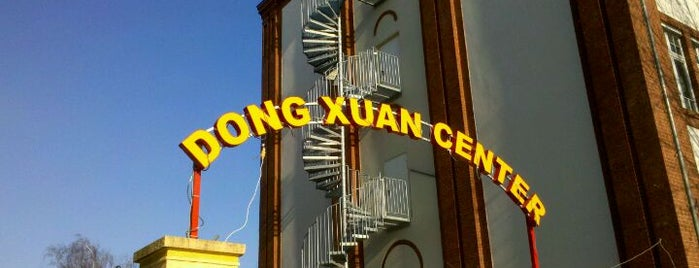 Dong Xuan Center is one of Berlin Best: Shops & services.