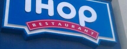 IHOP is one of Dinner.