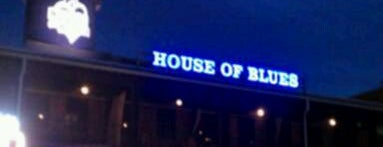 House of Blues is one of Favorite Nightlife Spots.