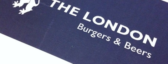 The London Burgers & Beers is one of Canberra.