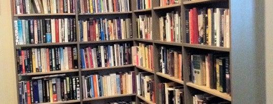 Iris Bookcafé is one of Cincinnati: An Indie-ish Guide.