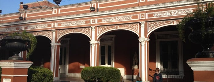 Museo Histórico Nacional is one of Lugares guardados de Pedro H..