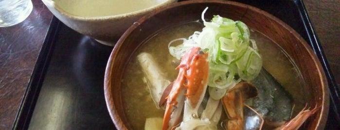 氷見魚市場食堂 海寶 is one of 美味しいと耳にしたお店.