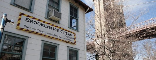 Brooklyn Ice Cream Factory is one of New York.