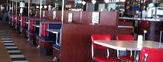 Sam Kullman's Diner is one of US Food & Co. (Part 1/2).