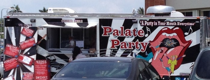 Palate Party is one of Culinary Parters.