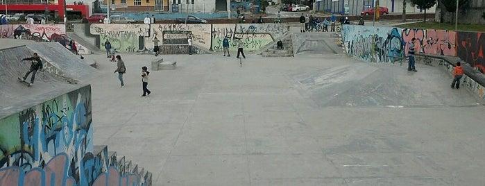 Pista de Skate de Pinhais is one of Locais curtidos por Alan.