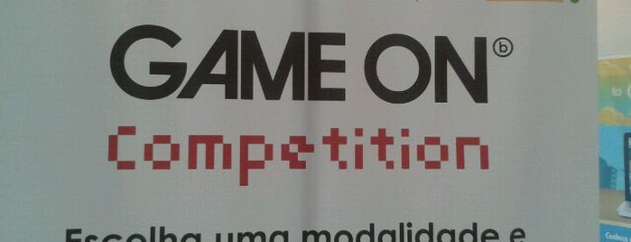 Game On is one of em Sampa.