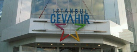 Cevahir is one of Shopping Centers.