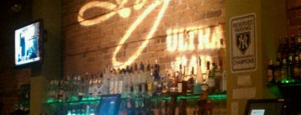 The Ivy Ultra Bar is one of Jax.