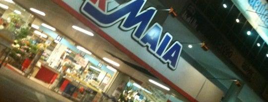 Super Maia Supermercados is one of Rafael 님이 좋아한 장소.