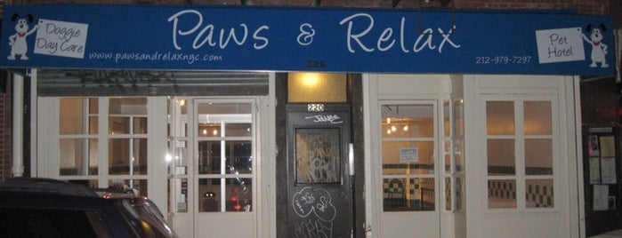 Paws & Relax is one of Josh : понравившиеся места.
