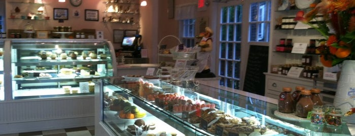 Petticoat Row Bakery is one of Nantucket.