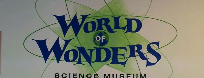 World of Wonders Science Museum is one of Museums-List 4.