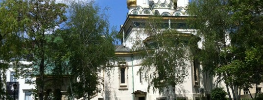 Градинката на руската църква is one of Orte, die 83 gefallen.