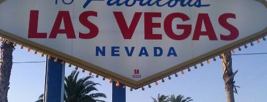 The Las Vegas Strip is one of The Ultimate Bucket List.