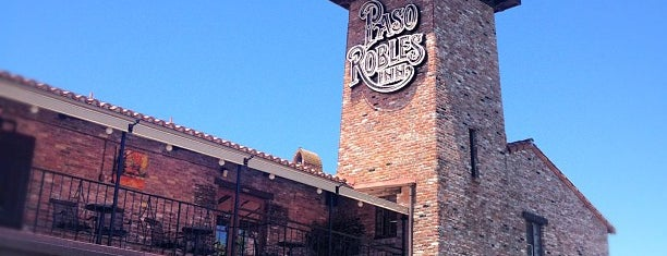 Paso Robles Inn is one of Central Coast.