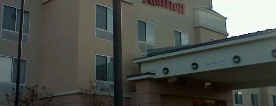 Fairfield Inn & Suites Sacramento Airport Natomas is one of Ed 님이 좋아한 장소.