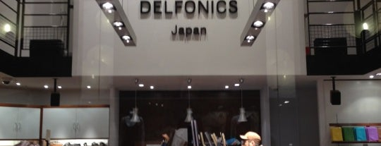 Delfonics is one of PARIS.