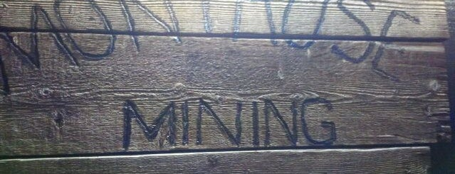 Montrose Mining Company is one of Gay Places.