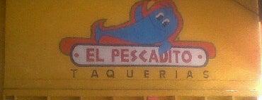 El Pescadito is one of Locais curtidos por Carlos.