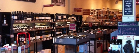 The Raleigh Wine Shop is one of Raleigh Favorites.