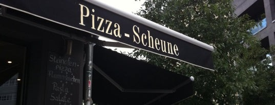 Pizza-Scheune is one of Berlin Restaurant.