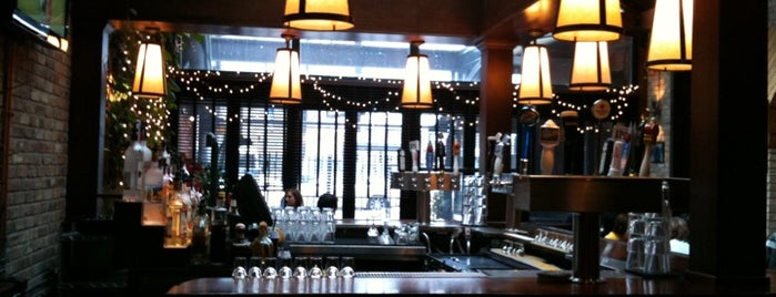 Logan Bar & Grill is one of Places I've Tried & Enjoyed ;).