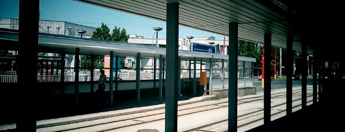 Trnavské mýto (tram, bus, trolleybus) is one of Martin's Liked Places.