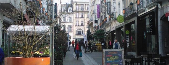 Saint-Gilles / Sint-Gillis is one of Tempat yang Disukai Vera.