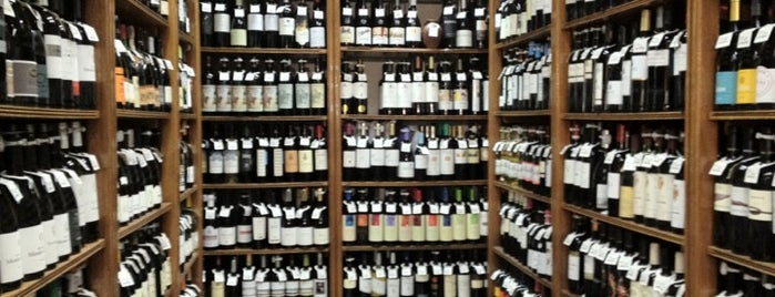Garrafeira Nacional is one of Lisbon wine shops.