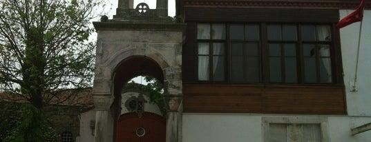 Aya Yorgi Kilisesi is one of Tarih/Kültür (Marmara).