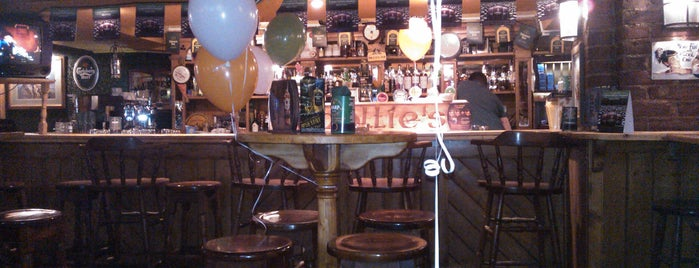 Mollie's Pub / Моллис is one of SaintP.