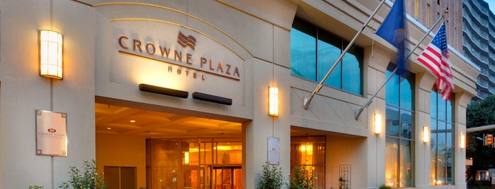 Crowne Plaza Harrisburg-Hershey is one of 7th 미국여행.