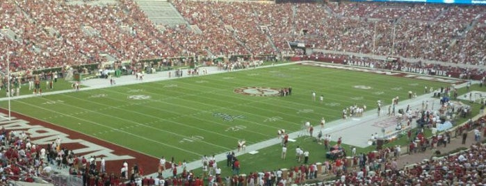 Bryant-Denny Stadium is one of Experience NCAA Teams.