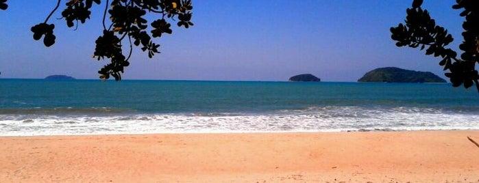 Praia do Puruba is one of Mariana : понравившиеся места.