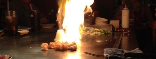 Nakato Japanese Restaurant is one of Posti che sono piaciuti a Ryan.