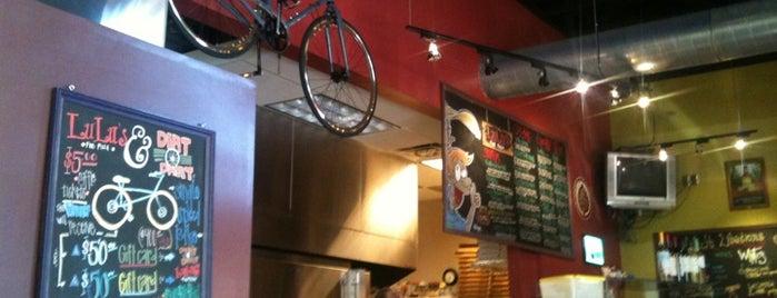 Lulu's Pizza is one of Boise.