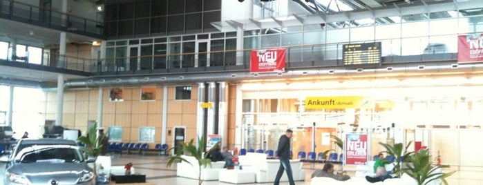 Flughafen Rostock-Laage (RLG) is one of Airports - Europe.