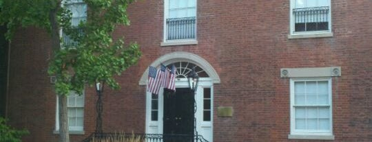 Decatur House - National Center for White House History is one of Washington D.C..