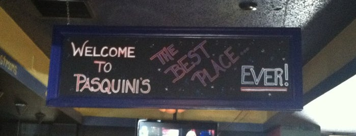 Pasquini's is one of Denver.