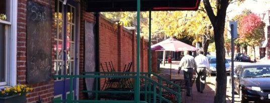 Soulard Coffee Garden is one of Food & WiFi.